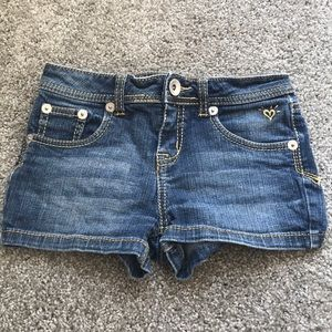 Justice Bottoms - Jean shorts